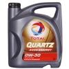 Madeni Yag Total Quartz 0W30 5L.